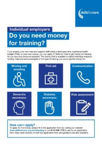 PA Pool Skills for Care Money for Training